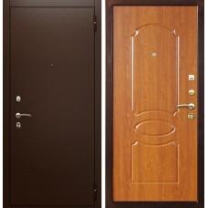 Входная дверь  Кондор 7 Райтвер Орех грецкий