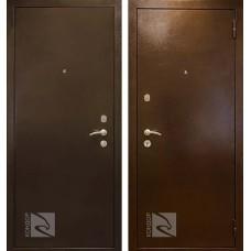 Входная дверь  Кондор 9 Райтвер Антик медный