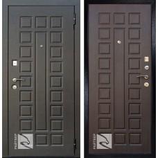 Входная дверь  Кондор Райтвер Р-Сенат Лайф Венге