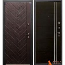 Входная дверь  Арма Виконт Венге