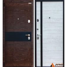 Входная дверь  Арма Авант Акация