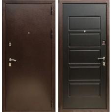 Входная дверь  Зетта Оптима 2 Венге