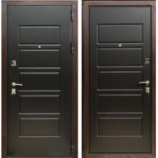 Входная дверь  Зетта Оптима 3 Венге