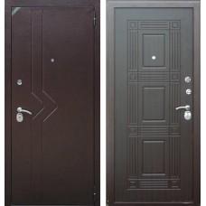 Входная дверь  Зетта Комфорт 2 Д1 Бастион Венге
