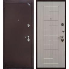 Входная дверь  Зетта Евро 2 Б2 Сандал светлый
