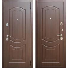 Входная дверь  Зетта Комфорт 3 Д1 Венеция Орех тёмный