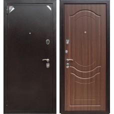 Входная дверь  Зетта Евро 2 Б2 Венеция Орех тиснёный