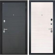 Входная дверь  Интекрон Спарта (Венге / Дуб Сильвер)