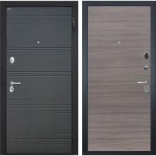 Входная дверь  Интекрон Спарта (Венге / Дуб Тоскано)
