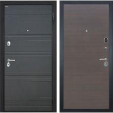 Входная дверь  Интекрон Спарта (Венге / ЭкоВенге)
