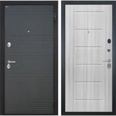 Входная дверь  Интекрон Спарта ФЛ-39 (Венге / Сандал белый)
