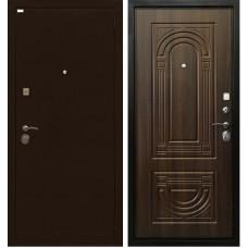 Входная дверь Графит 4