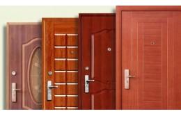 Входные двери: виды, типы